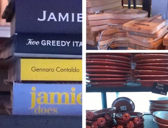 Jamie's wares