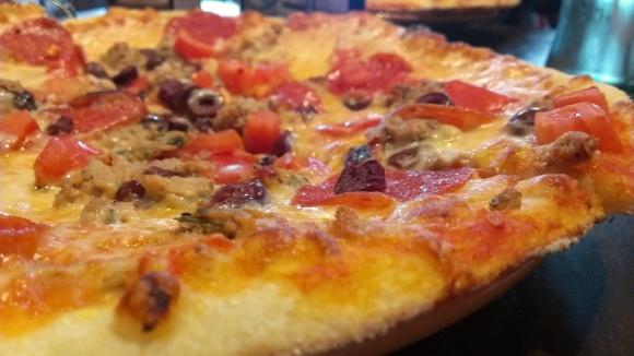 Za Za Za pizza