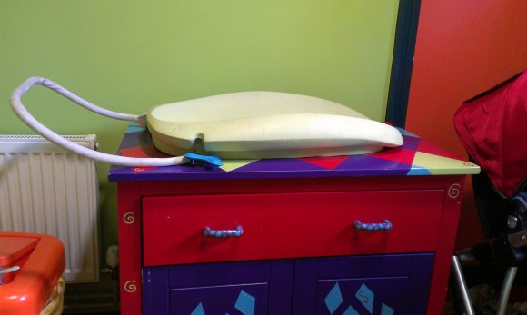 Barefoot Books baby-changing facilities