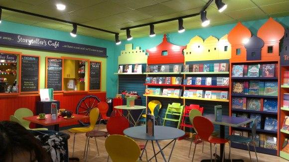 Barefoot Books Storyteller's Cafe