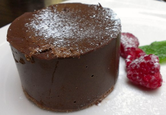 Browns Bar & Brasserie Chocolate Marquise