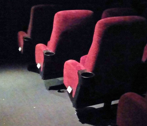 Phoenix Picture House seating