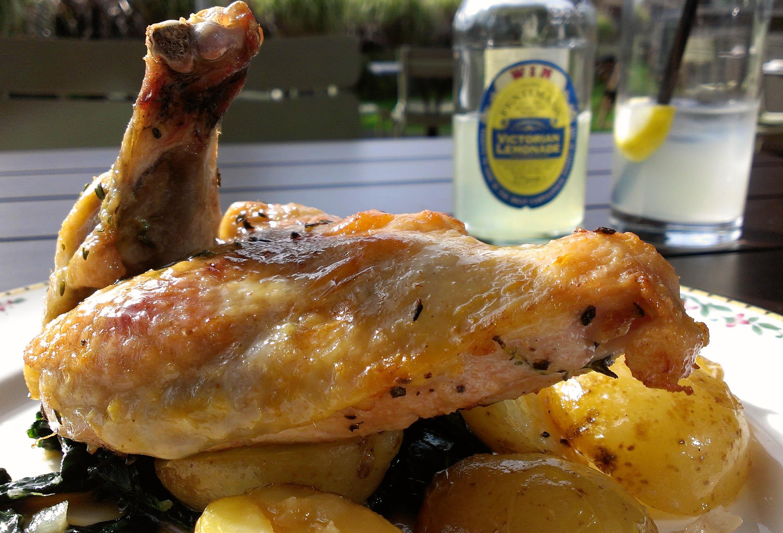 Ashmolean Dining Room Guinea Fowl
