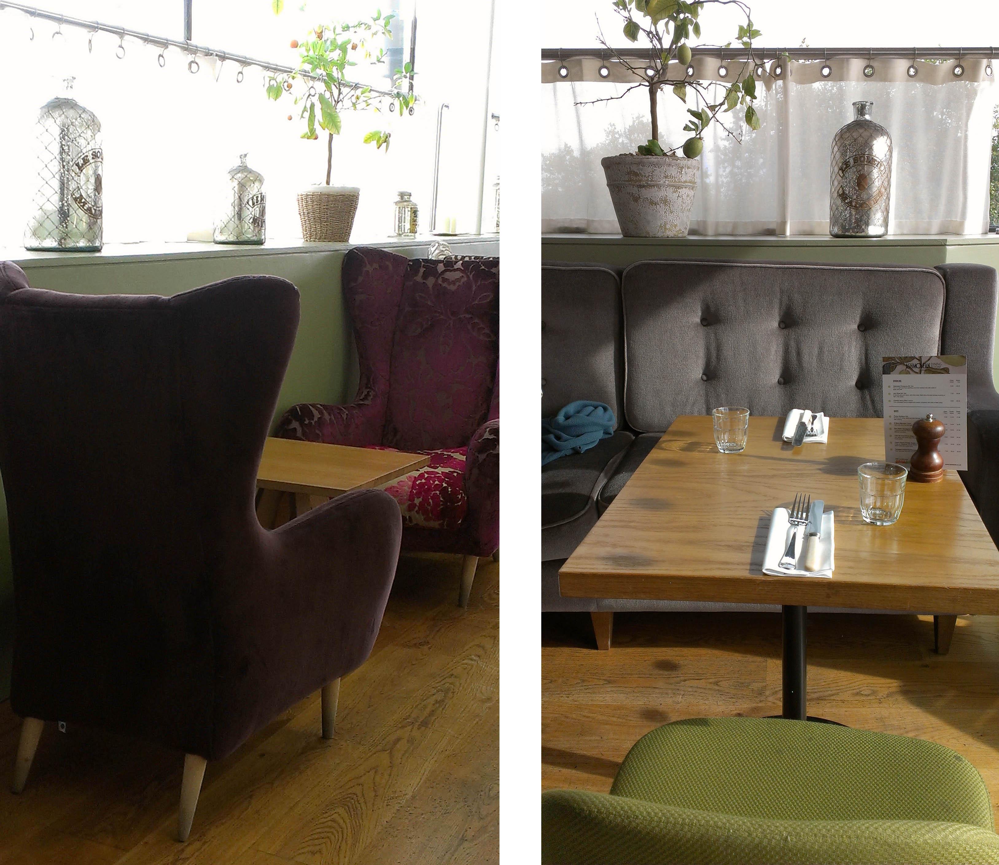 Ashmolean Dining Room Interior