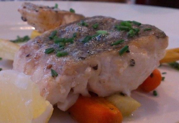 Fishers Restaurant hake