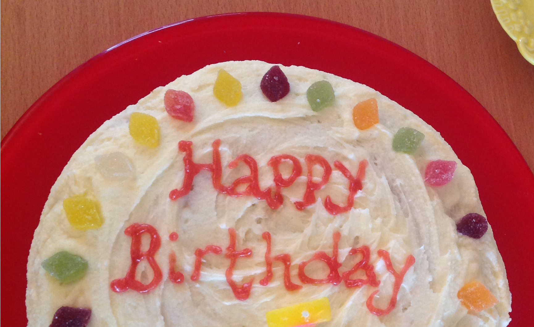 Birthday Cake Ilana