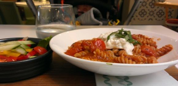 Ask Italian pasta