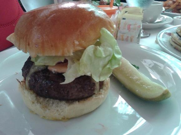 B.Cafe burger