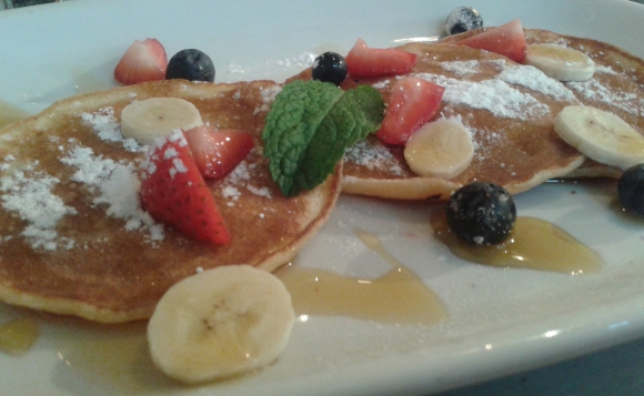 Bill's pancakes