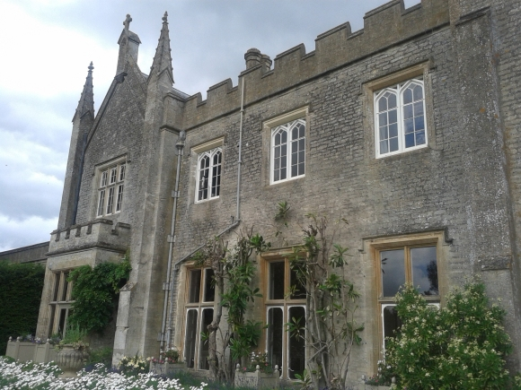 Cotswold Manor House