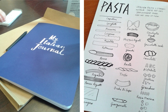 Carluccio's activity book