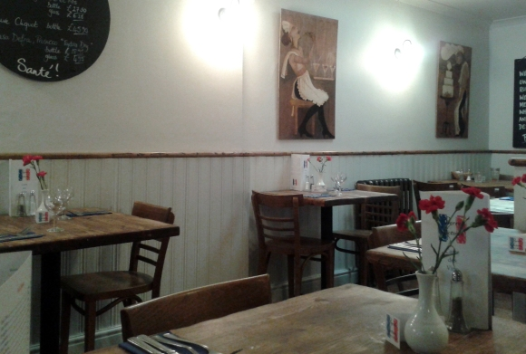 Pierre Victoire restaurant interior
