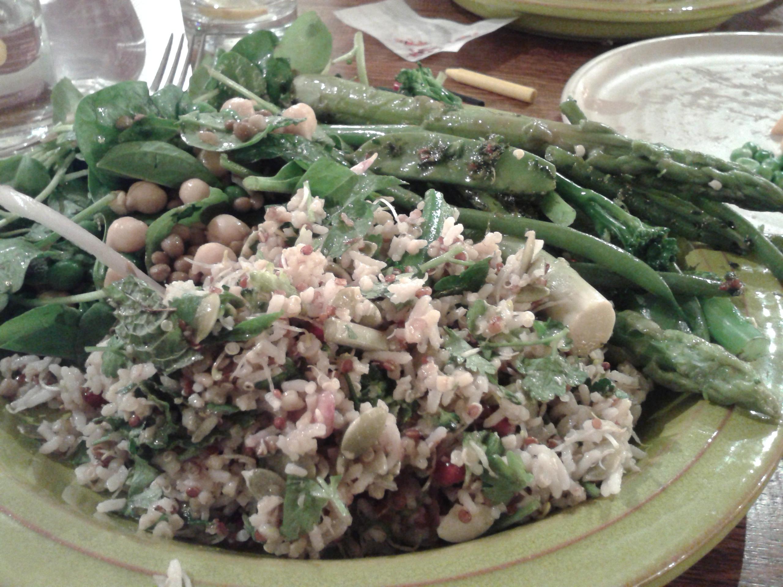 Wildwood Kitchen Salads