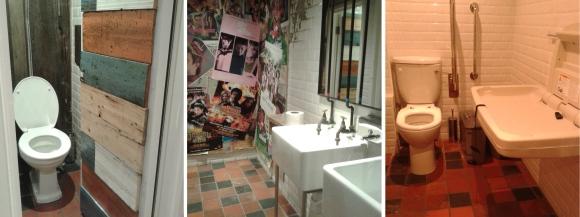 Thaikhun toilets